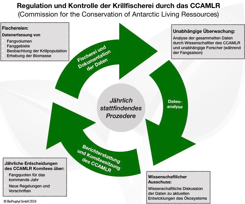 Krillfang Regulation